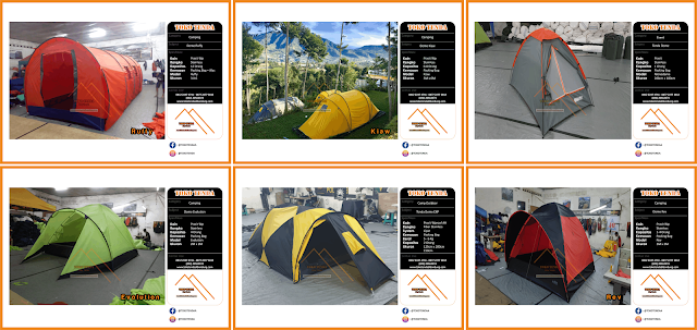 Dome - Camping