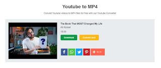 Convert YouTube ke mp4 Menggunakan YT1S - 3