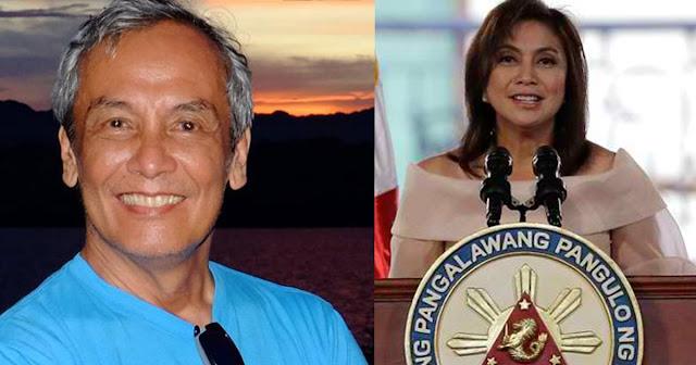 Si Robredo ang Tunay na Vice President - Jim Paredes.