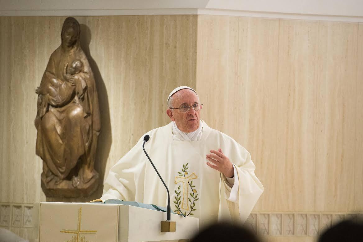 Resultado de imagen para papa en santa marta