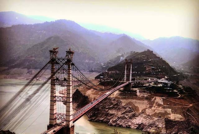 dobra chanthi suspension bridge
