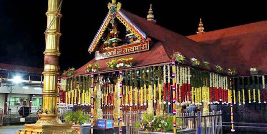 Sabarimala Accommodation at Sannidhanam and Pamba