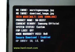 Root Galaxy J3