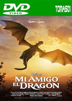 Mi amigo el dragón (2016) DVDRip