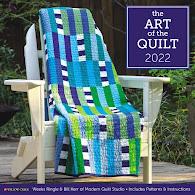 Great gift! Art of the Quilt 2022 Wall Calendar