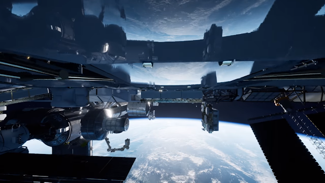 VR Serious Game Could Define The Future Of Astronaut Training