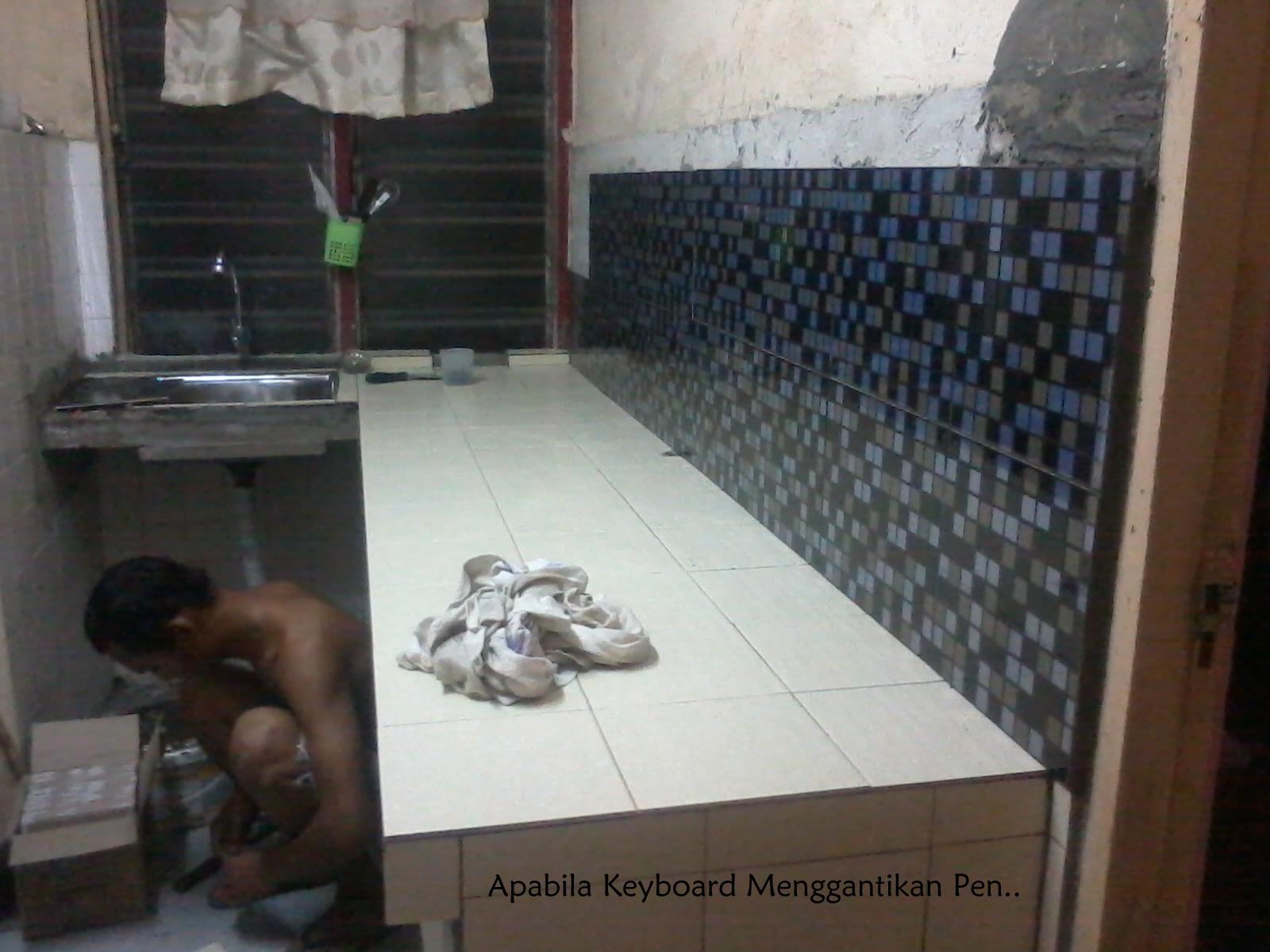 Sebab Tu La Aku Focus Nk Renovate Dapur Dlu Yang Lain2 Kemudian Pon Xpe Janji Duit Ade Je Ape Bole