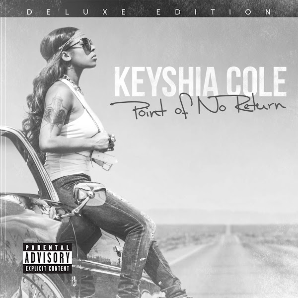 Keyshia Cole - Point of No Return (Deluxe Version) Cover
