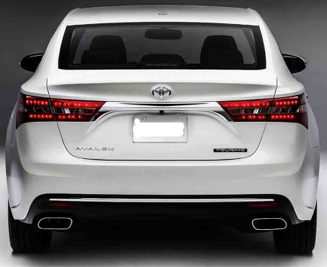 Toyota Avalon Released Date Canada 2017