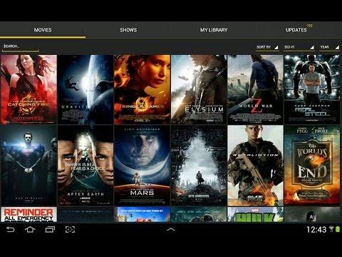 تطبيق لمشاهدة الأفلام على الاندرويد مجانا