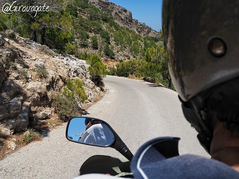 karpathos quad grecia