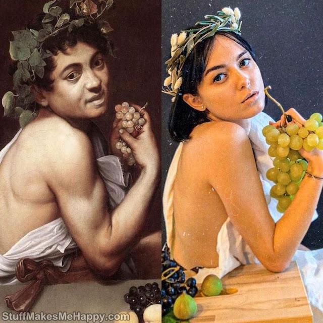 Little Sick Bacchus (Caravaggio)