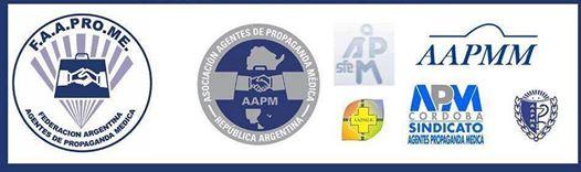 FEDERACIÓN ARGENTINA DE AGENTES DE PROPAGANDA MÉDICA (F.A.A.PRO.ME - CTAA)