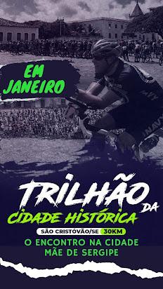 TRILHÃO DA CIDADE HISTORICA