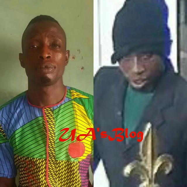 Offa bank robbery: Why I killed over 20 people – Dismissed policeman