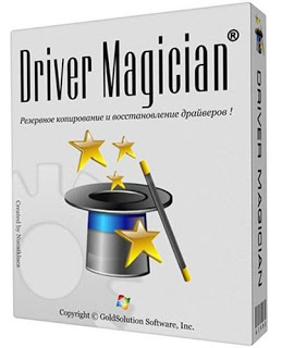 Driver Magician 5.0 Multilingual Full Version