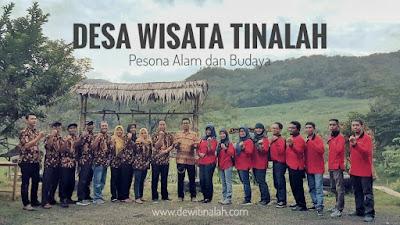 Desa Wisata Tinalah - Dewi Tinalah - wisata jogja