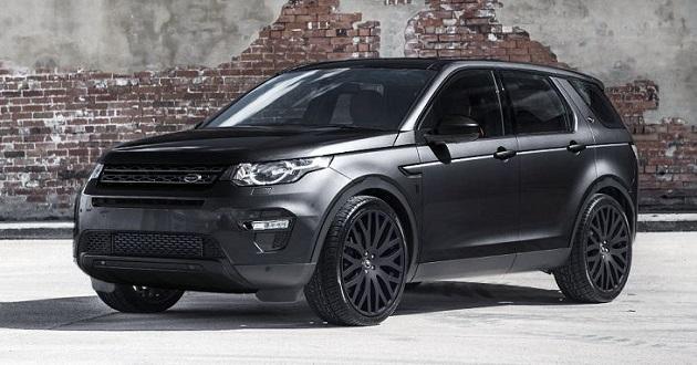 Land Rover Discovery Sport - Novo Visual e versão Híbrida