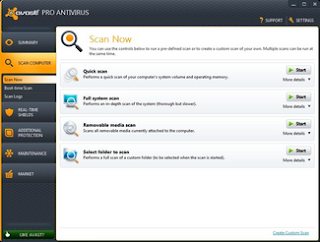 Avast Free Antivirus Offline Installer License Key 2020 [Win+Mac@]