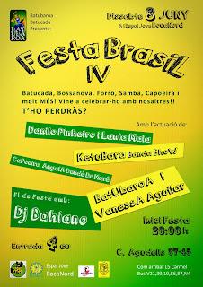 Festa Brasil Batubaroa 2013