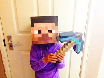 minecraft seeds 187 how to make steve head at home