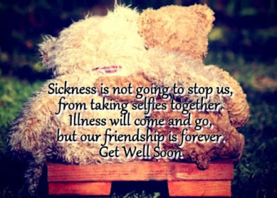 Positive Quotes For Sick Friend