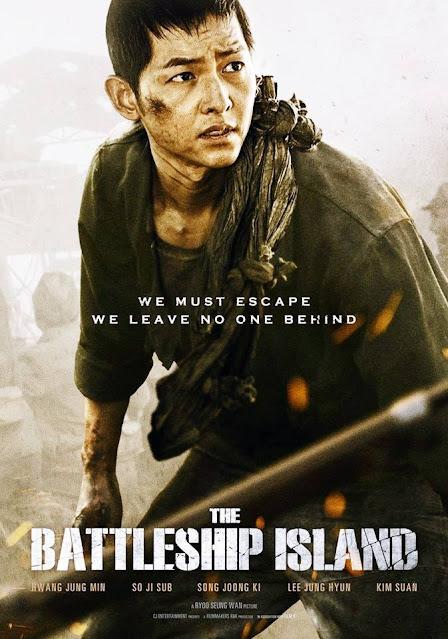 Sinopsis The Battleship Island K-Movie