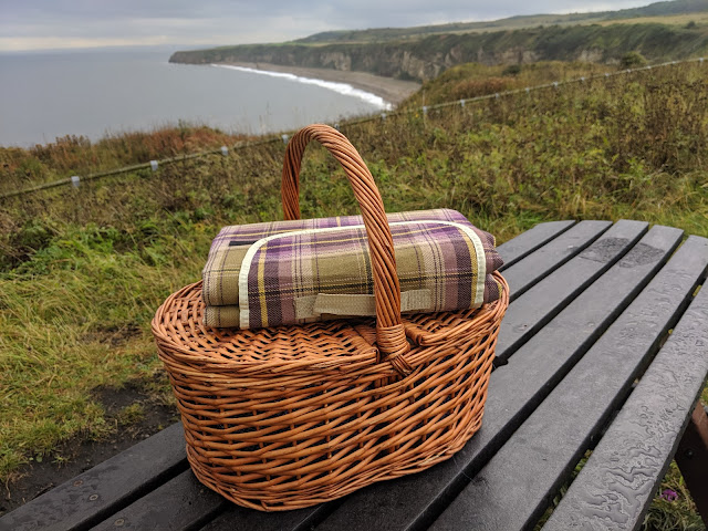 A Luxury Short Break in County Durham with Seaham Hall  - Seaham Hall Picnic