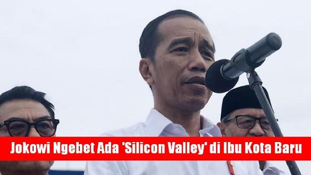 Membangun Kereta Cepat Jakarta, Bandung Aja Hampir 2 Periode Gak Kelar-kelar, Kok Mau Bikin Puluhan 'Silicon Valley'