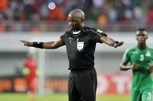 Afcon2019: Super Eagles get disputed referee against Cameroon