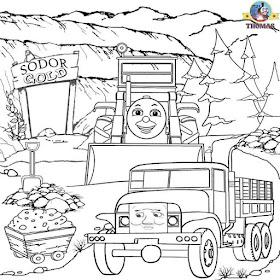 Thomas The Tank Engine Blue Mountain Toys Cars 2 Toys