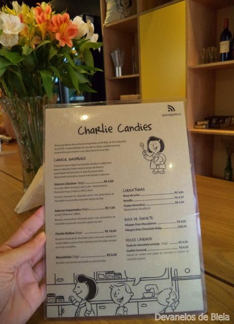 Charlie Brownie Porto Alegre