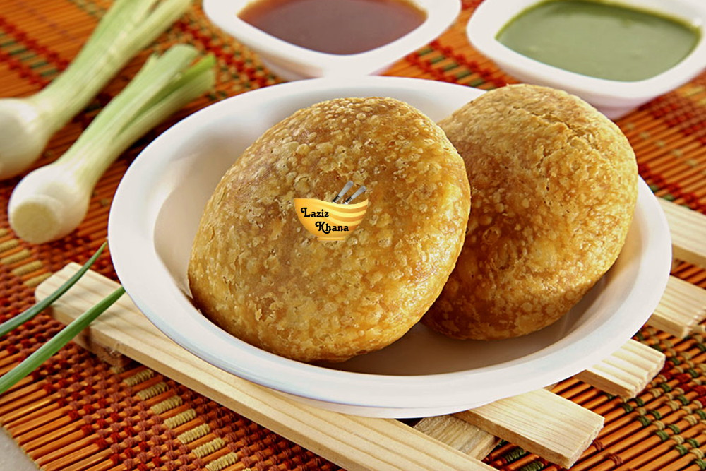 Besan Kachori Recipe in Hindi