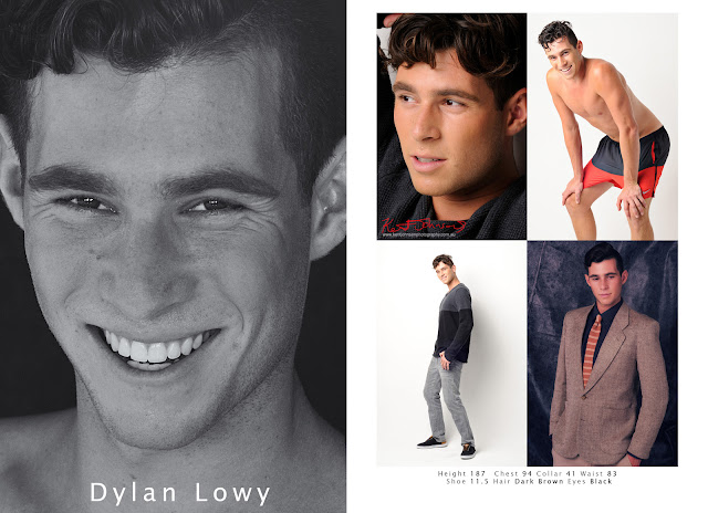 Male Teen Model - Sydney Model Agency  Portfolio Photoshoot And Comp Card - Photography by Kent Johnson