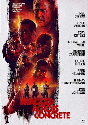 Dragged Across Concrete [2018] Final [NTSC/DVDR] Ingles, Español Latino