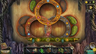 на дереве появляются цветные кольца в игре тьма и пламя 3 темная сторона
