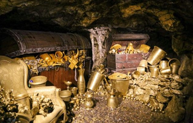 Ποιον θησαυρό έψαχναν οι 4 άνδρες που έχασαν τη ζωή τους σε σπηλιά στο Λουτράκι