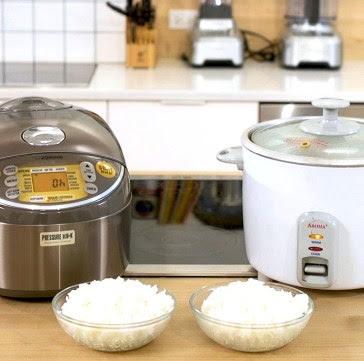 Tips Memilih Rice Cooker yang Sehat untuk Keluarga Tercinta