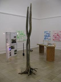 """""""Das Gelände"""" (Kunsthalle Nürnberg 2008)"""