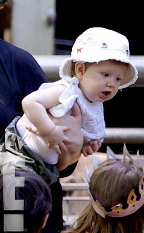Adele's Baby Boy Angelo: See Photos of His Adorable Face ...