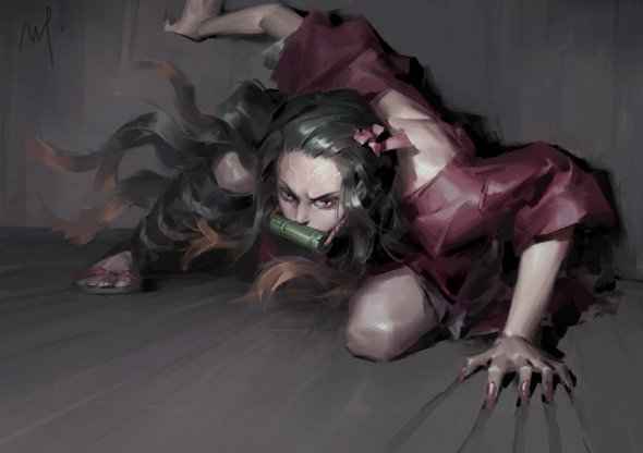 Mario Feng artstation arte ilustrações fantasia ficção games fanarts