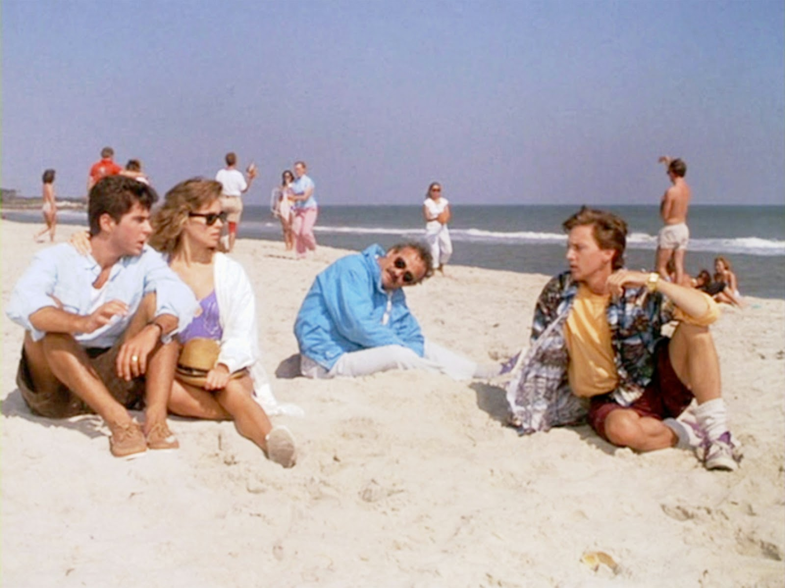 17 Facts To Keep Weekend At Bernie S Alive Rediscover The 80s
