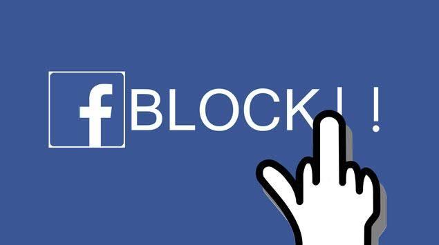 cara memblokir akun facebook sendiri secara permanen melalui ponsel