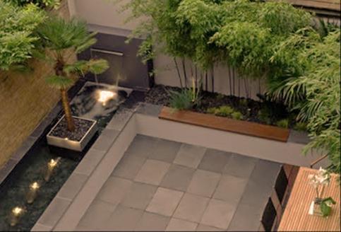 Dise o y decoraci n de interiores departamentos peque os for Ideas para jardines pequenos de casa