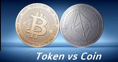 الفرق بين ال Coin و ال Token
