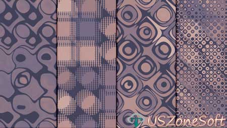 Faded Mauve Vintage Photoshop Patterns Beautiful Stylish personal commercial business premium design .pat or .zip file free download
