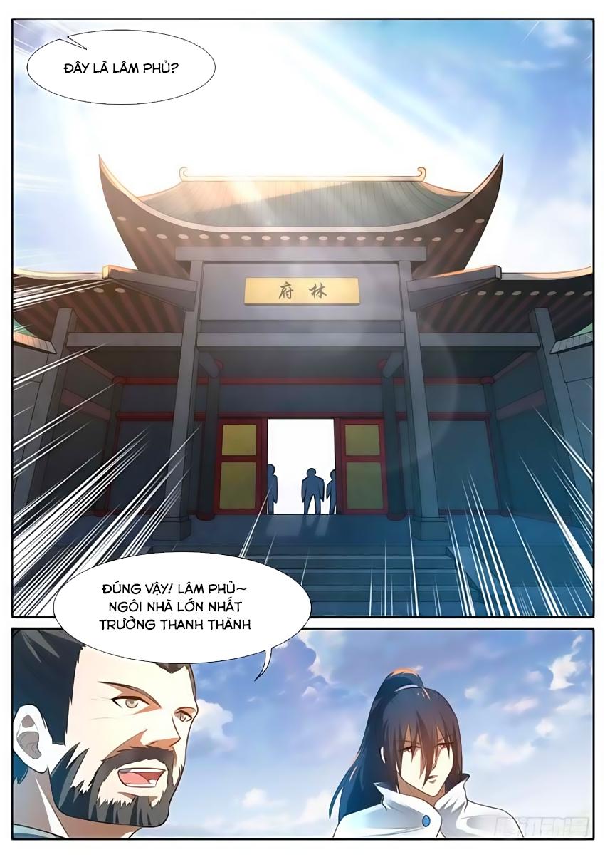 Ngự Thiên chap 13 - Trang 7