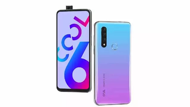 Coolpad Cool 6 has been launched in India with 21MP Pop-Up Selfie Camera: MediaTek Helio P70 Chipset, Triple AI Rear Camera