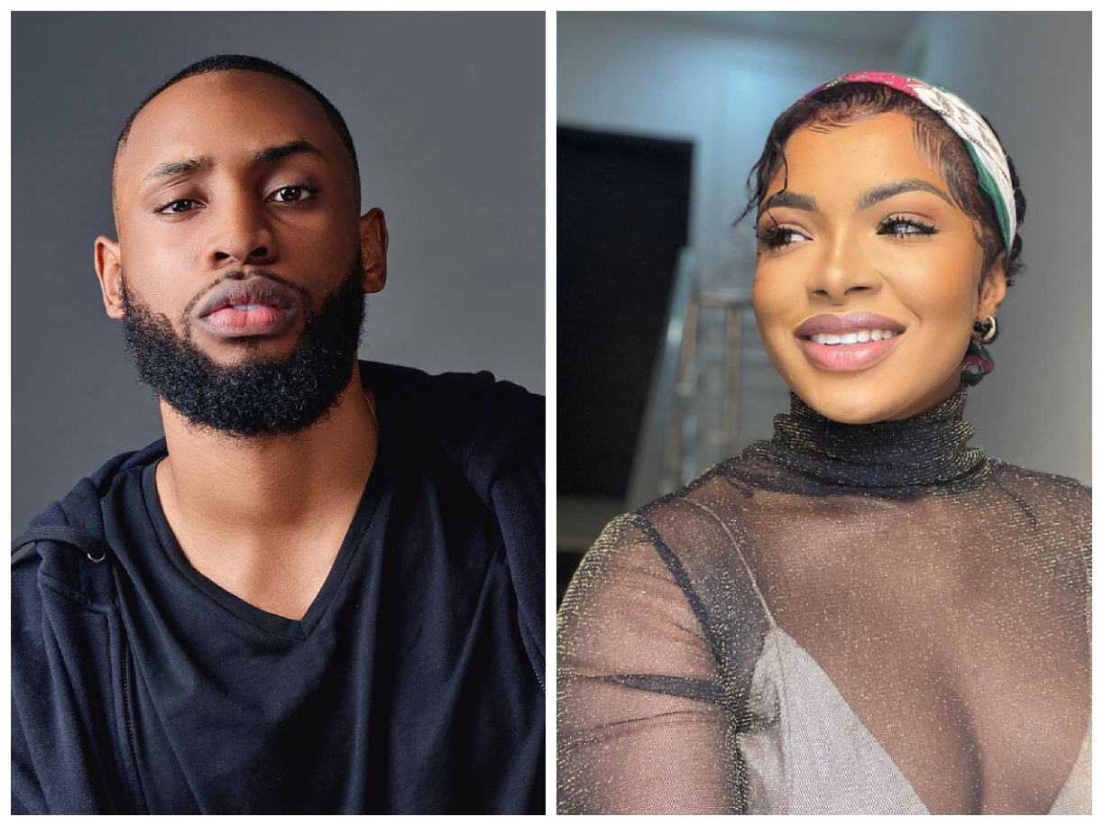 BBNaija: Liquorose reveals why Emmanuel might be stronger then her outside the Big Brother's House
