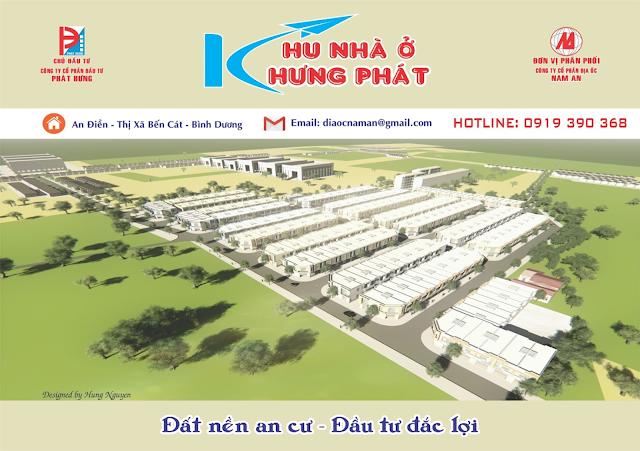Khu nhà ở Hưng Phát